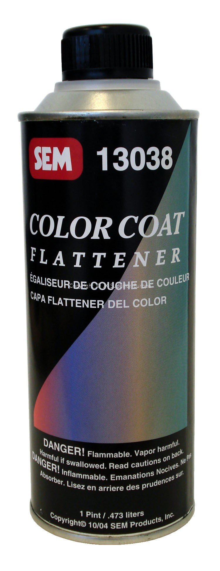 16 oz SEM Color Coat Flattener