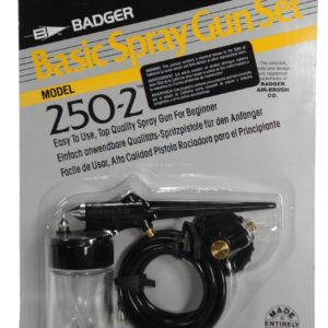 Basic Badger Air Brush Kit (3/4 oz)