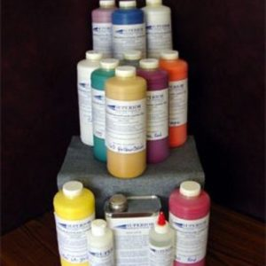 8 oz Aniline - Nubuck - Suede Leather Dye Coloring Kit