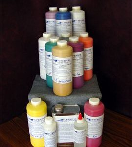 32 oz Aniline - Nubuck - Suede Leather Dye Coloring Kit
