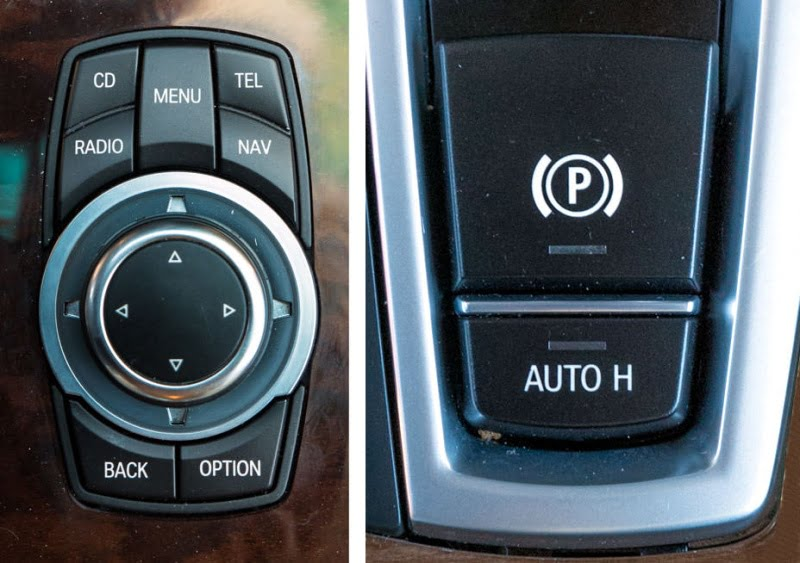 CCLAM4 - Console Buttons - BMW - 12 Graphics