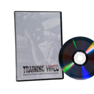 Color Matching & Product Information DVD