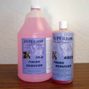 Gallon Finish Remover