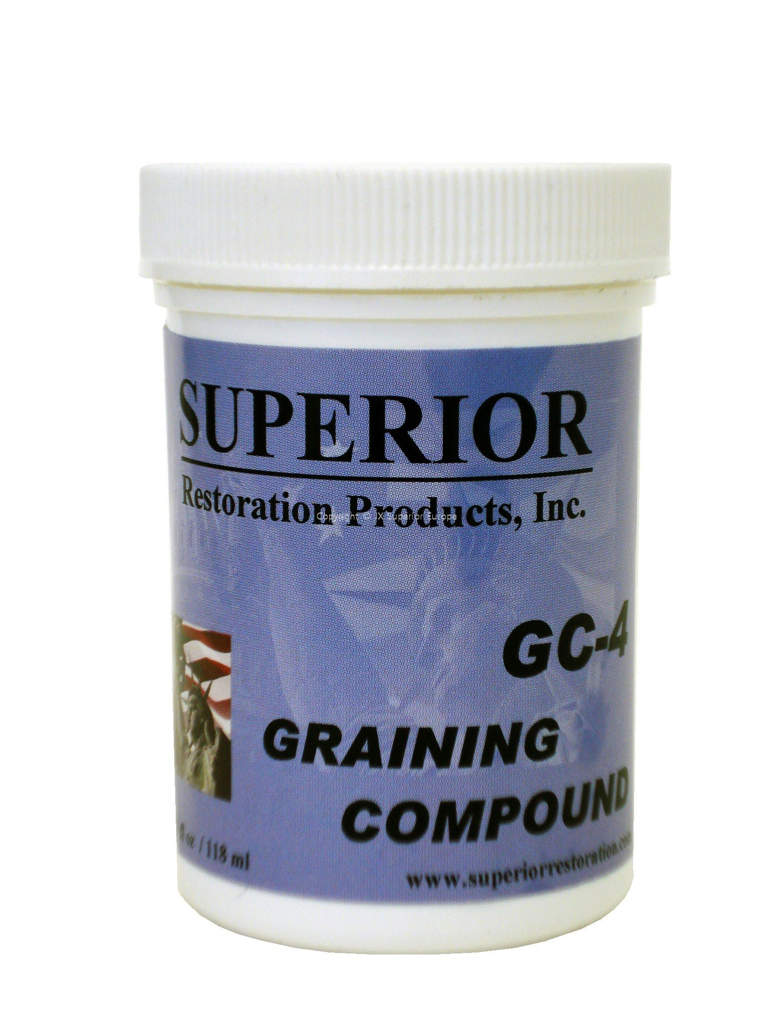 4 oz Graining Compound