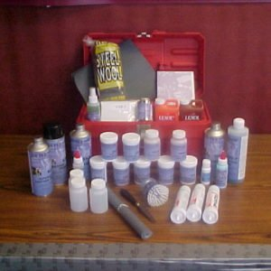 STARTER Leather Repair Kit