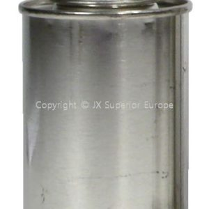 4 oz Round Metal Can
