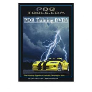 PDR - Paintless Dent Removal DVD