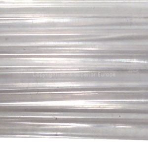 Set of Polycarbonate Opaque Rods