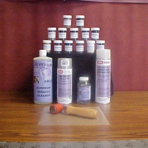 COMPLETE Sport Cloth Stain Removal & Repair Kit