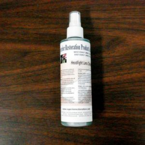 8 oz Lens Coat Cleaner