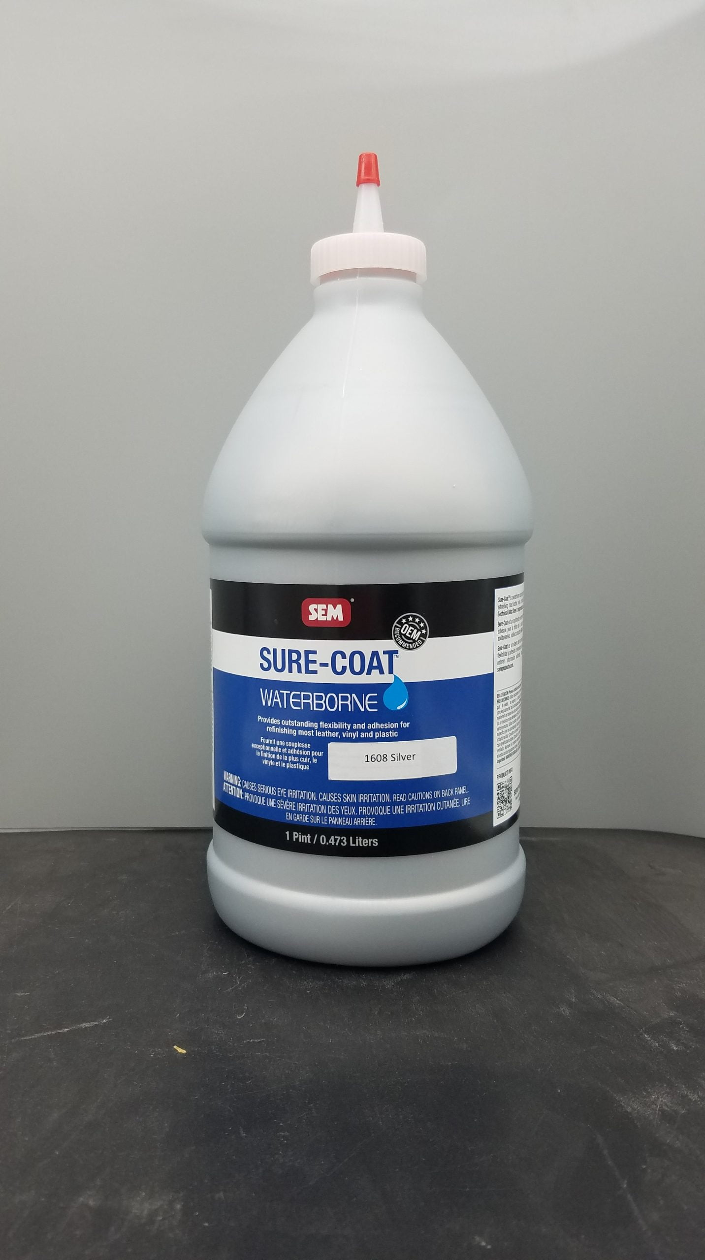 64 oz SEM Sure Coat Silver